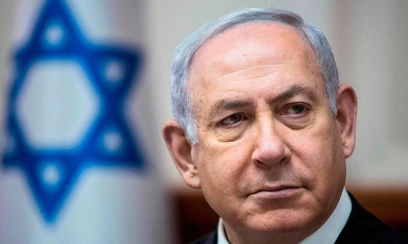 رئيس الوزراء الإسرائيلي، بنيامين نتنياهو (AFP)