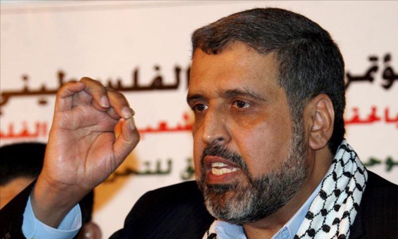الأمين العام لحركة الجهاد الإسلامي الفلسطيني رمضان شلح - (انترنت)