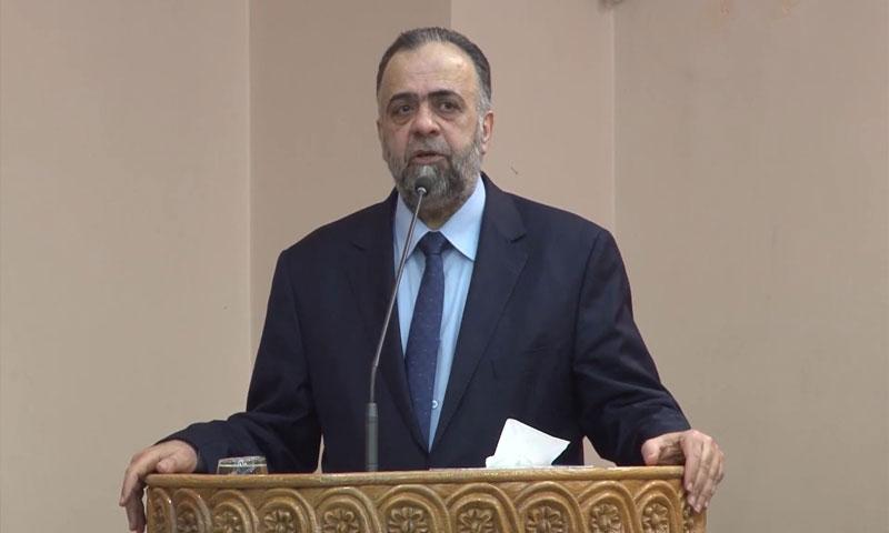 وزير الأوقاف عبد الستار السيد (يوتيوب)