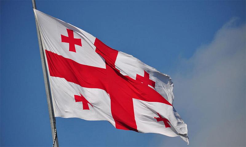 علم دولة جورجيا (YENICAG)