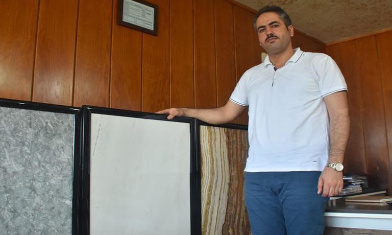 مهندس الإنشاءات السوري، محمد الشهاب (DHA)