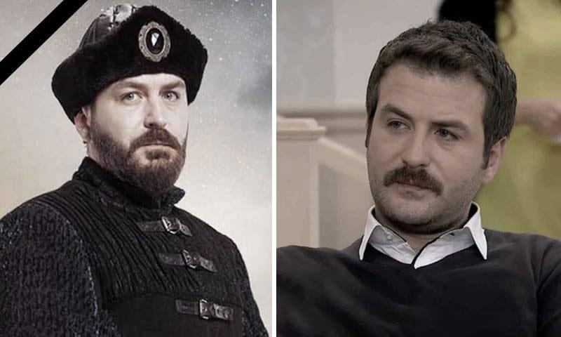 الممثل التركي أرادا أوزيري (تعديل عنب بلدي)