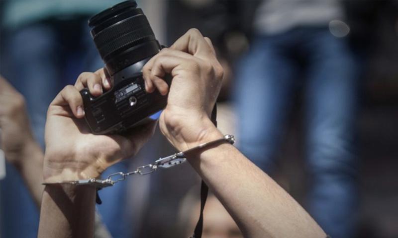 تعبيرية: انتهاكات بحق الإعلاميين
