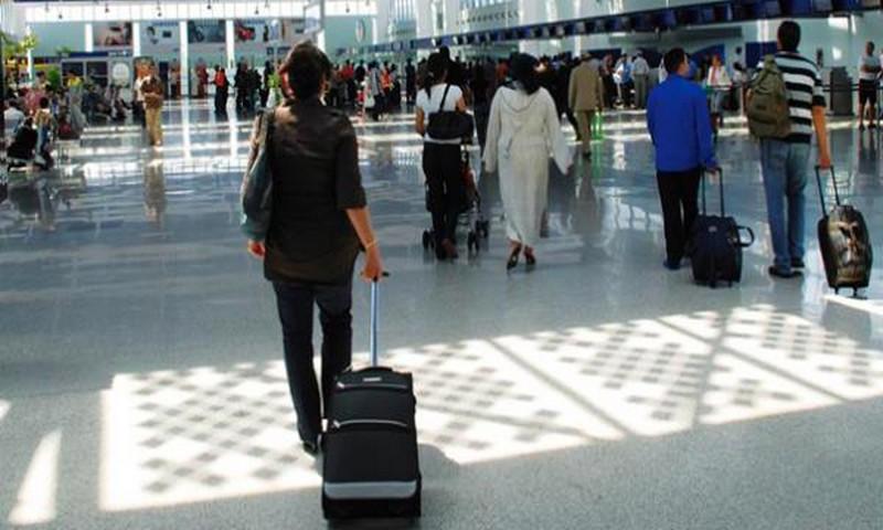 مطار محمد الخامس الدولي (المذكرة السياحية)