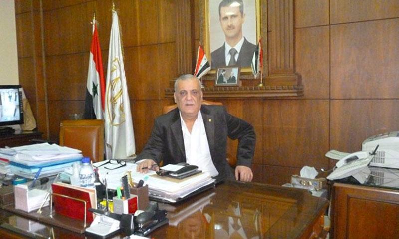 نزار السكيف نقيب المحامين في سوريا (سبوتنيك)