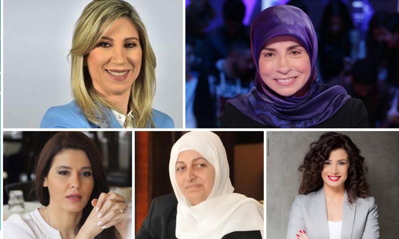 مرشحات لبنانيات وصلن للبرلمان - 7 من أيار 2018 (تلفزيون المستقبل)