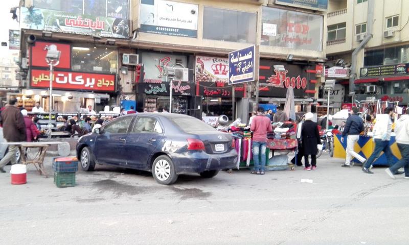 مطاعم سورية في مدينة 6 أكتوبر بمصر (فادي سعد)