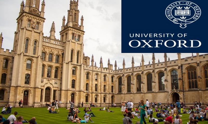 """جامعة """"اوكسفورد"""" في بريطانيا (موقع الجامعة)"""