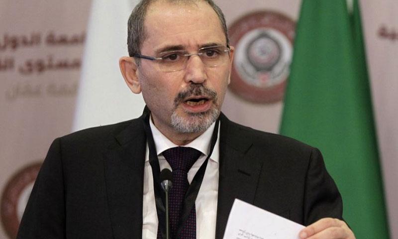 وزير الخارجيةالاردني ايمن الصفدي (صفحته الشخصية)