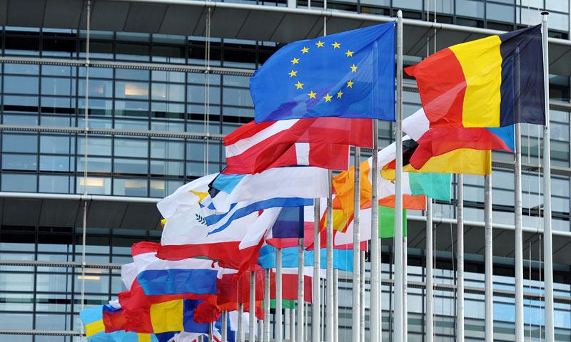 مبنى الاتحاد الأوروبي (فرنس برس)