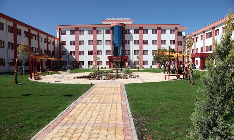 جامعة غازي عنتاب في تركيا - (انترنت)