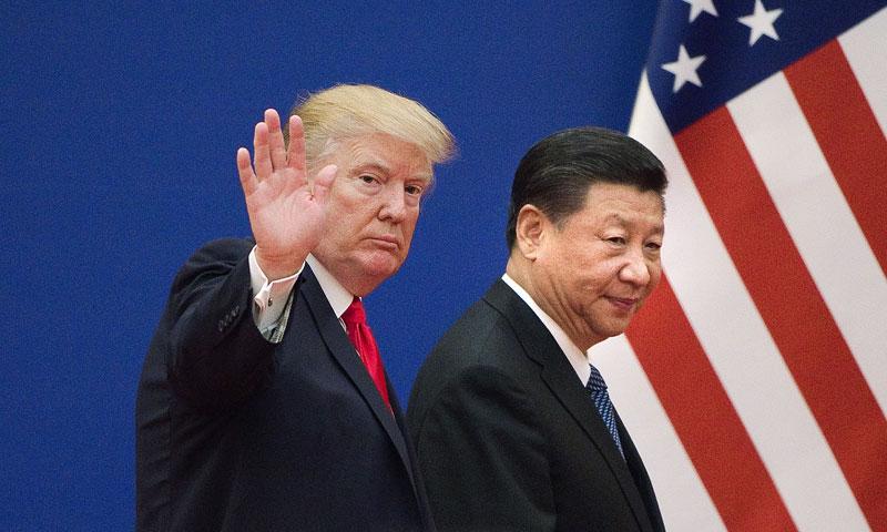 الرئيسان الأمريكي والصيني (The Epoch Times)