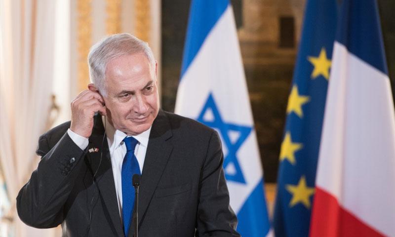 رئيس الوزراء الاسرائيلي ( روسيا اليوم)