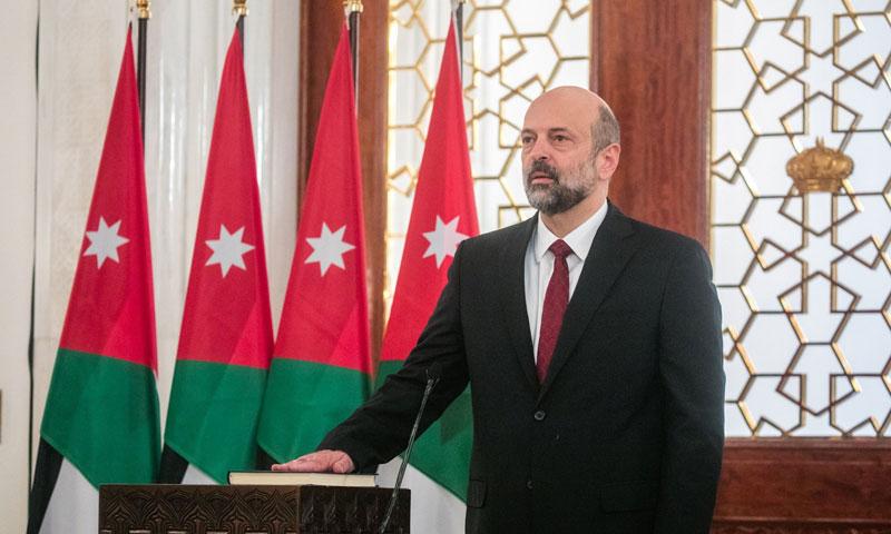 عمر الرزاز رئيس الحكومة الأردنية (وكالة عمون)