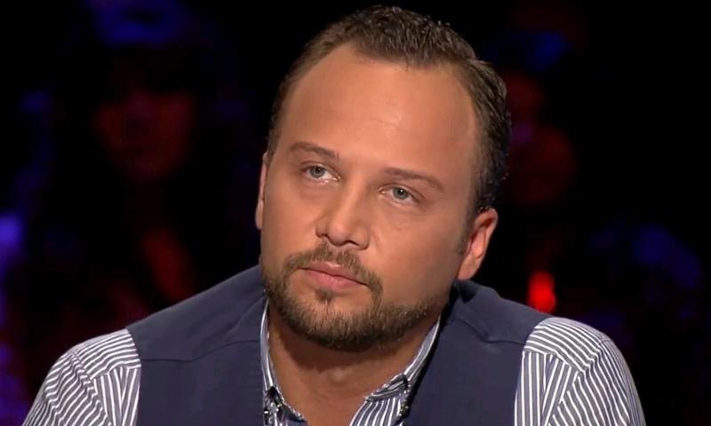 """الممثل السوري مكسيم خليل في برنامج """"الحكم"""" (MBC)"""