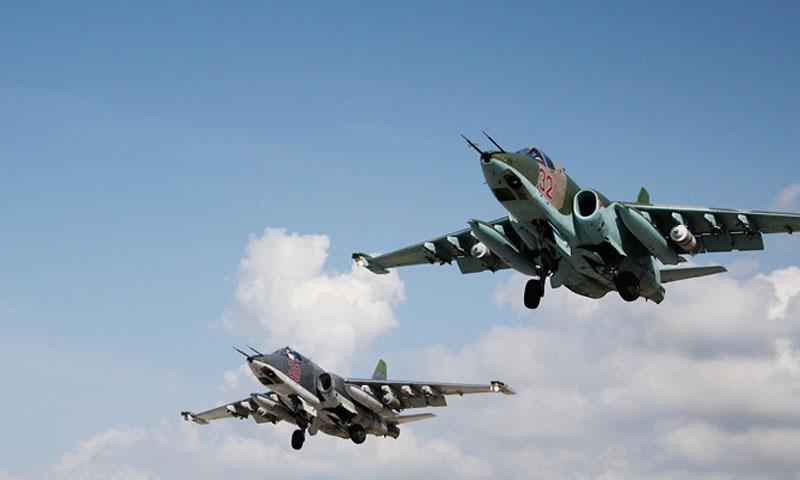 الطيران الروسي - تعبيرية (روسيا اليوم)