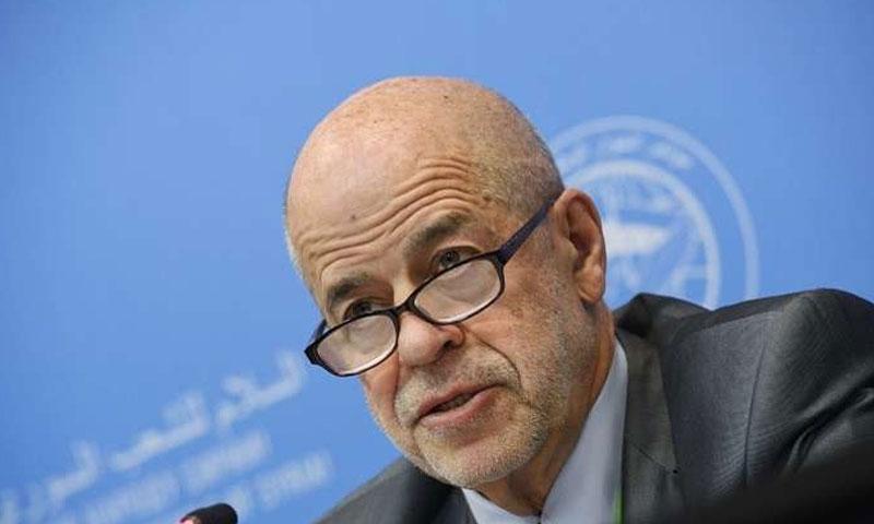فيتالي نعومكين، مستشار المبعوث الأممي إلى سوريا ستيفان دي ميستورا(سبوتنيك)