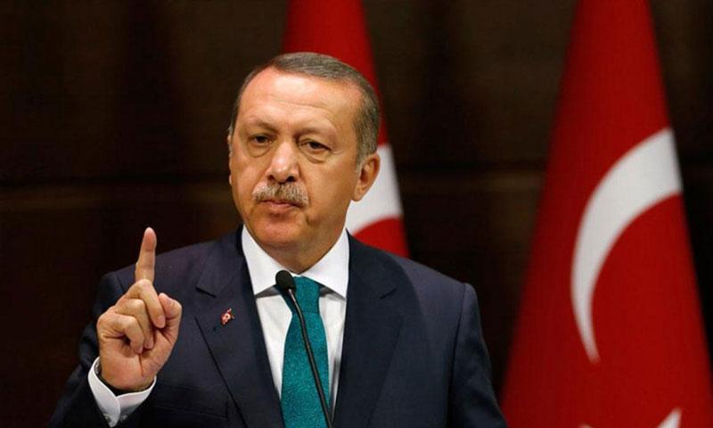 الرئيس التركي رجب طيب أرودغان (ترك برس)