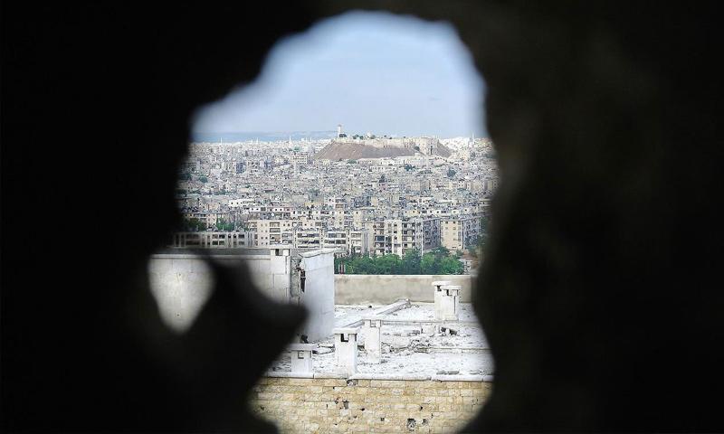مدينة حلب (المصور عمار عبد ربه)