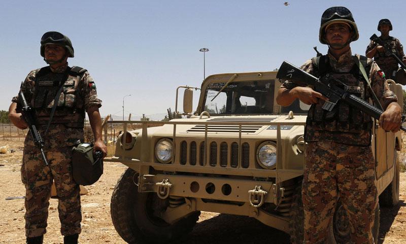 جنود من الجيش الأردن- صورة تعبيرية (وكالة عمون)