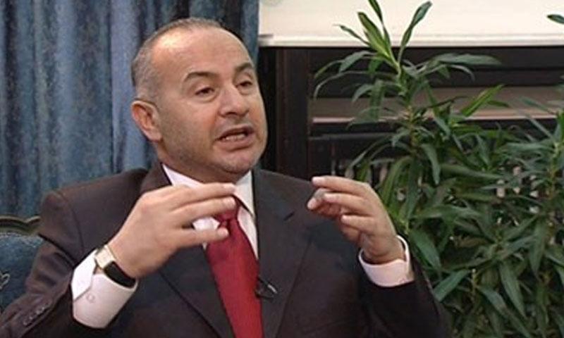 خالد العبود عضو مجلس الشعب السوري ( صفحات انترنت)