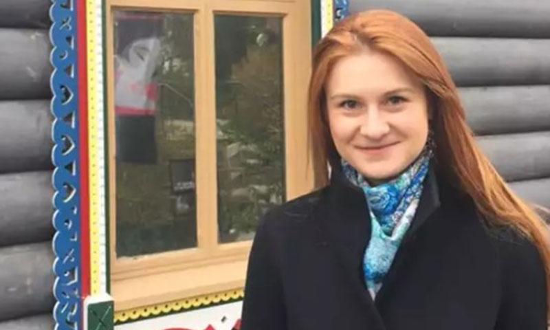 روسية متهمة بالعمالة لصالح موسكو (Euronews )