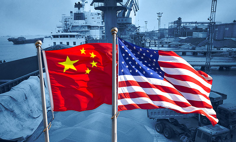 العلمين الامريكي والصيني (CNN)