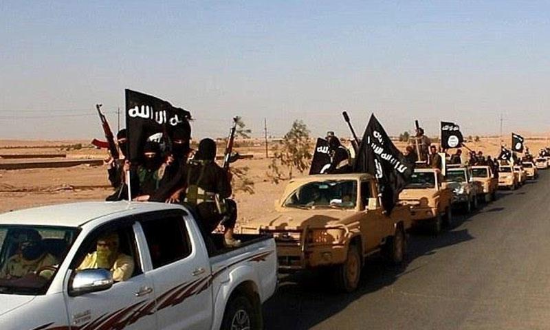 تنظيم الدولة في البادية السورية - صورة تعبيرية (مواقع انترنت)