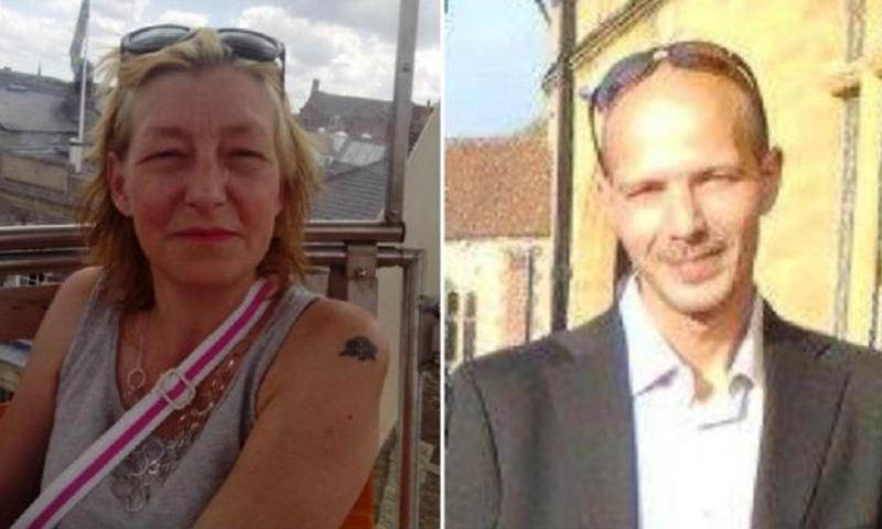 زوجان بريطانيان تسمما بغاز الأعصاب (BBC)