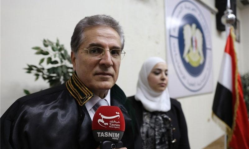 وزير العدل هشام الشعار (الوطن أونلاين)
