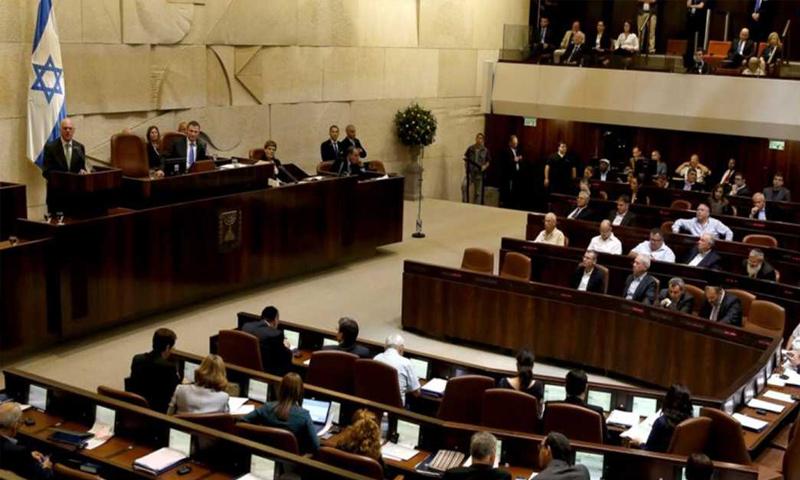 الكنيست الإسرائيلي (AFP)