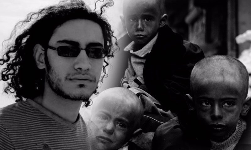 """نيراز سعيد وصورة """"الملوك الثلاثة"""" (تعديل عنب بلدي)"""