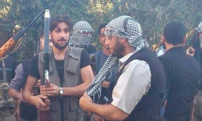 القيادي في فصائل المصالحة ياسر الطويرش - (فيس بوك)
