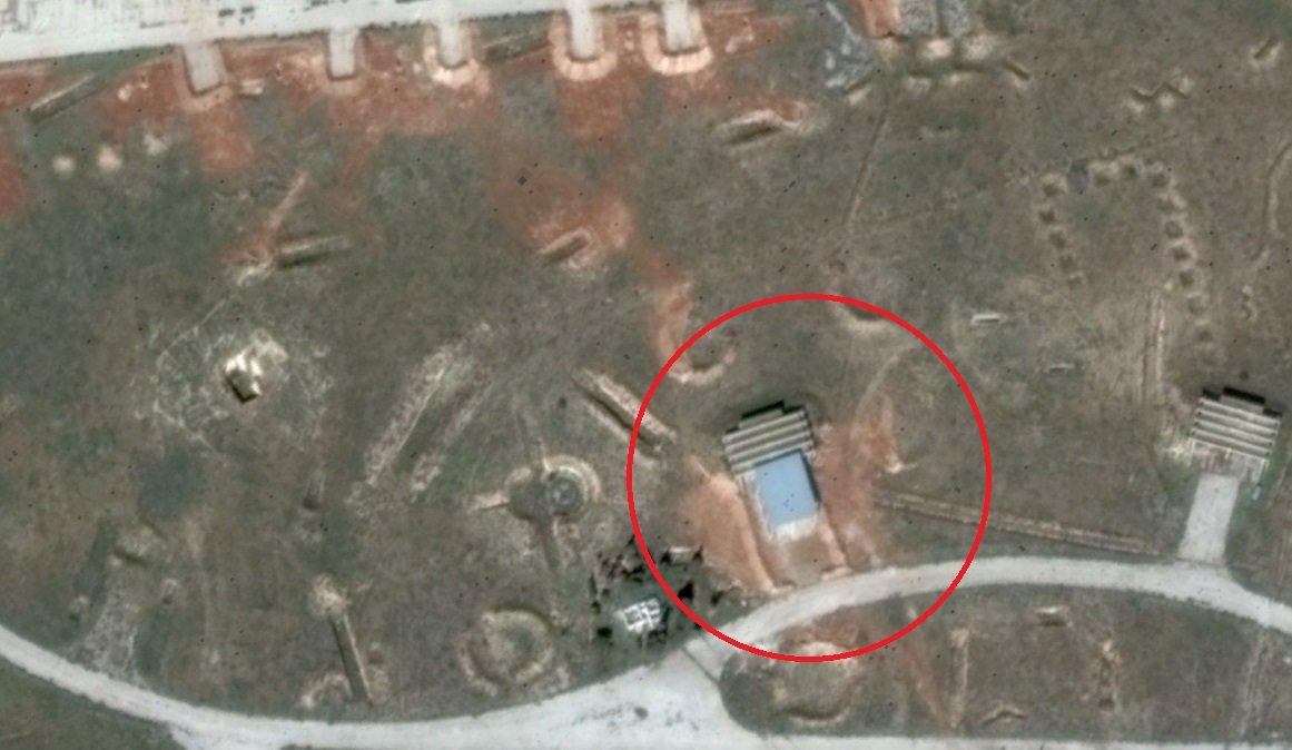 غارة اسرائيلية على مطار الضبعة- 24 من أيار (القصير)
