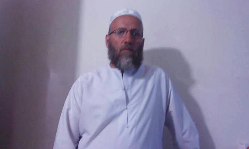 الشيخ عبد الخالق وهبة أحد عرابي المصالحات في كفربطنا بالغوطة الشرقية (تنسيقية كفربطنا)