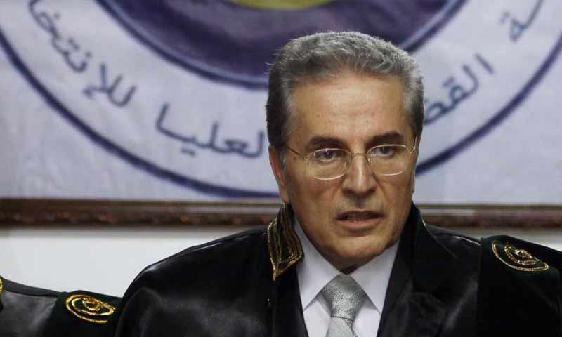 وزير العدل السوري هشام الشعار (AFP)