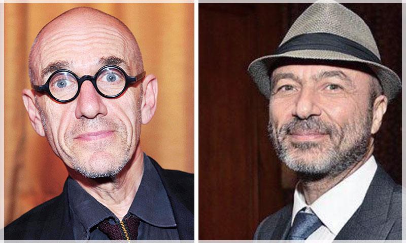الممثل جهاد عبده والمخرج توني كاي (تعديل عنب بلدي)