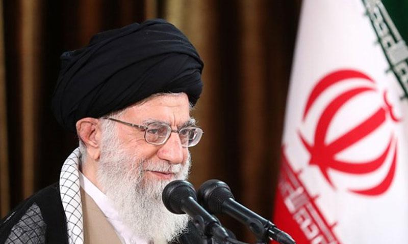 المرشد الأعلى الإيراني، آية الله علي خامنئي (وكالة فارس)