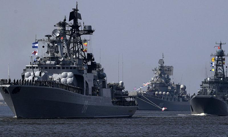 القاذفات البحرية الروسية (سبوتنيك)
