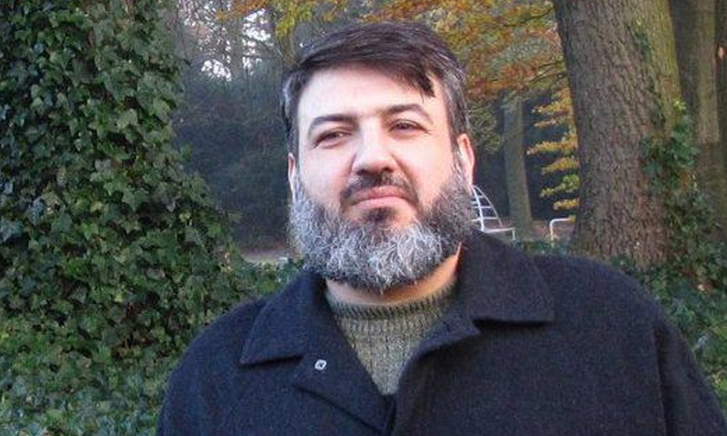 المفكر الإسلامي رامي الدالاتي - (فيس بوك)