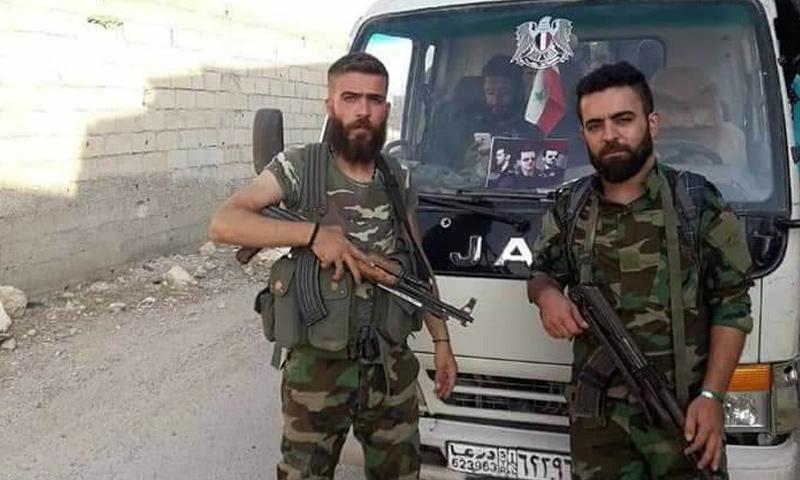مجموعات مقاتلة جنوب دمشق تتجهز للخروج إلى إدلب - 27 من آب 2018 (الناشط مطر اسماعيل)