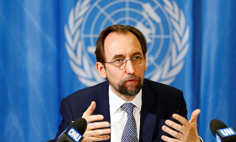 الأمير زيد بن رعد الحسين (الأمم المتحدة)