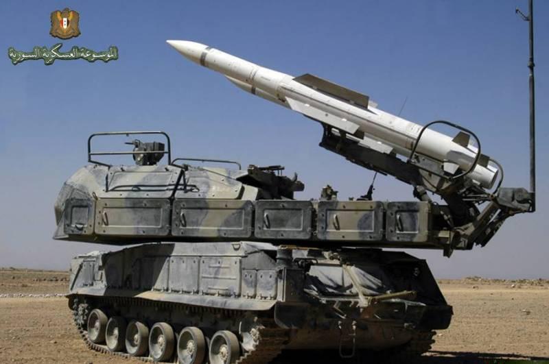 """منظومة """" Buk-M2E"""" للدفاع الجوي (الموسوعة العسكرية السورية)"""