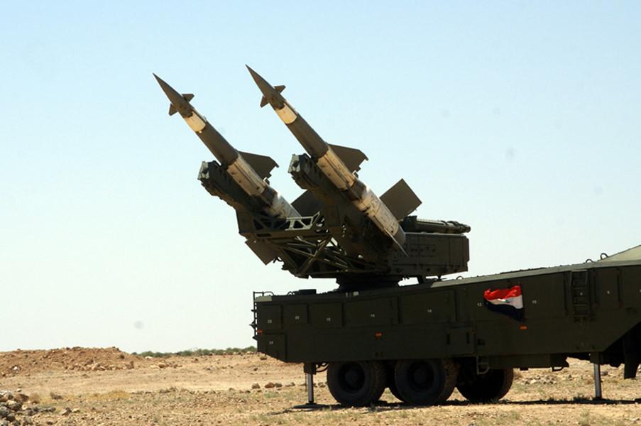 """نظام صواريخ """" Pechora-2M"""" للدفاع الجوي (الموسوعة العسكرية السورية)"""