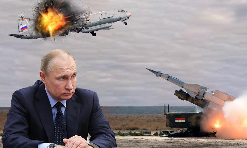 حادثة الطائرة الروسية فوق البحر المتوسط (تعديل عنب بلدي)