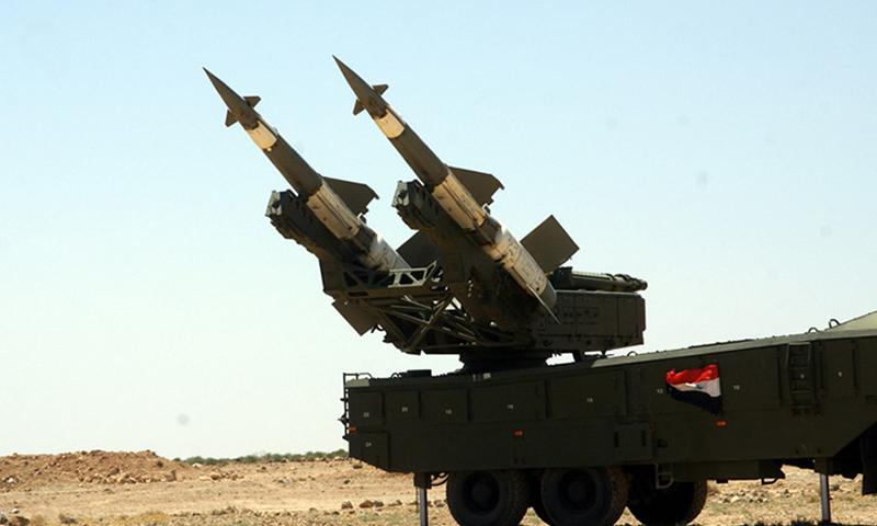 """منظومة """"بيتشورا"""" للدفاع الجوي (الموسوعة العسكرية السورية)"""
