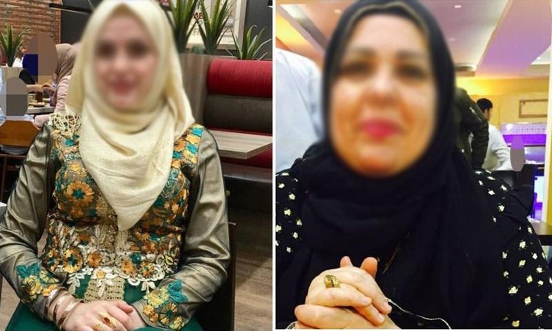 طعن فتاة سورية ووالدتها في بريطانيا (BBC)