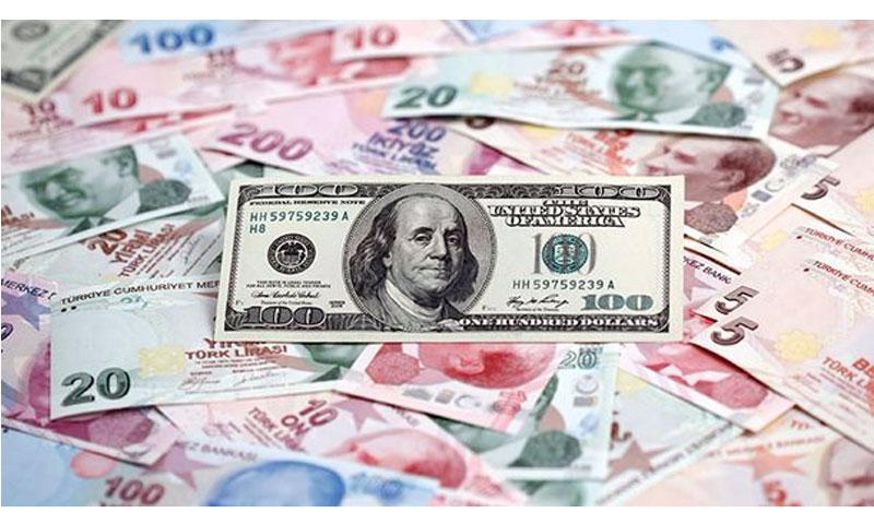 الدولار الأمريكي أمام الليرة التركية (تعديل عنب بلدي)