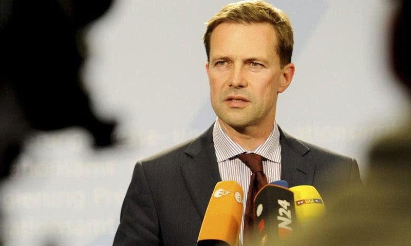 المتحدث باسم الحكومة الألمانية، ستيفن سيبرت (DW)