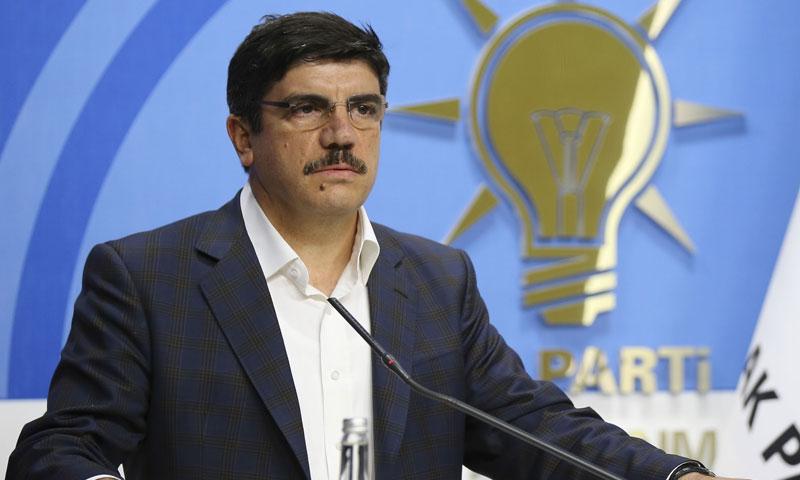 مستشار الرئيس التركي للعلاقات الخارجية، ياسين أقطاي (ترك برس)